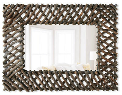 Eclectic Wall Mirrors Eclectic Mirrors