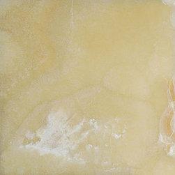 Honey Onyx Polished Tile - Honey Onyx Polished