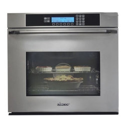 """Dacor - EO130BK Discovery 30"""" Epicure Single Electric Wall Oven with 4.2 cu. ft. Pure Co - With a control panel that calculates the time temperature and cooking mode for you the Discovery Series Wall Oven is beyond exceptional"""