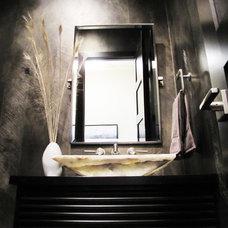 Contemporary Bathroom by Kevin Liberko