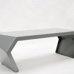 modern benches by AllModern