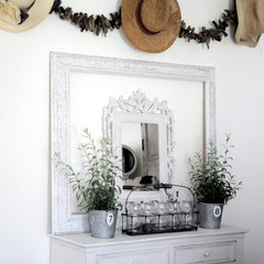 eclectic  by Buckets of Burlap