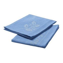 Helle Vilén - VÅRLIGT Dish towel - Dish towel, light blue