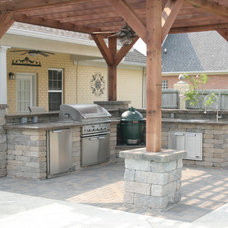 Traditional Outdoor Decor by Red River Concrete Products