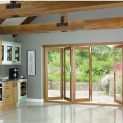 contemporary windows and doors by Direct Doors