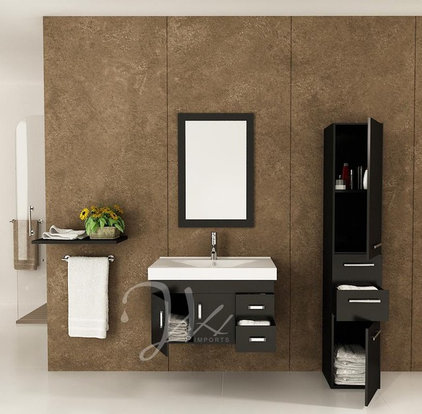 Ikea Bathroom Vanity on Modern Bathroom Vanities And Sink Consoles By Bathgems