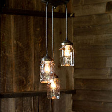 Pendant Lighting by Terrain
