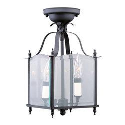 Livex Lighting - Livex Lighting 4408-07 Ceiling Light/Semi-Flush Mount Light - Livex Lighting 4408-07 Ceiling Light/Semi-Flush Mount Light