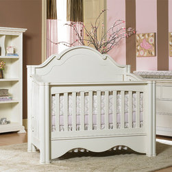 Enchanted Convertible Crib - •Enchanted is a very charming collection