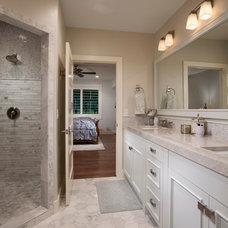 Traditional Bathroom by Magleby Remodel