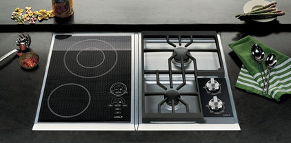 Contemporary Cooktops by Rebekah Zaveloff | KitchenLab