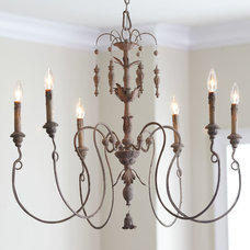 Mediterranean Chandeliers by We Got Lites