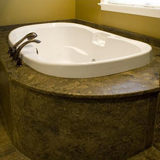 Contemporary Bathtubs by Stone Passion Northeast