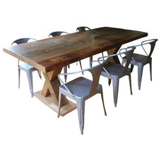 Rustic Dining Tables by UrbanWood Goods