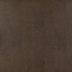 Brown Matte Nubuck Cattle Leather Look By The Yard - P7978 is great for residential, commercial, automotive and hospitality applications. This faux leather will exceed 100,000 double rubs (15,000 is considered heavy duty), and is very easy to clean and maintain.