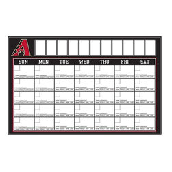 MLB Dry-Erase Calendar Decal, Arizona Diamondbacks - Now here's a calendar that my son would actually use!