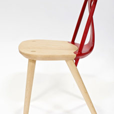 Contemporary Chairs by Studio DUNN