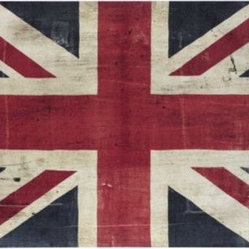 Union Jack by Artist Zoey Riley