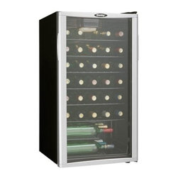 Danby - Danby 35 Bottle Wine Chiller - Features: