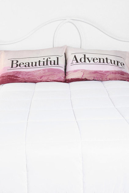 Contemporary Bed Pillows And Pillowcases by Urban Outfitters