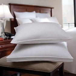 Hotel White Goose Down Pillowby ExceptionalSheets - MADE IN THE USA!