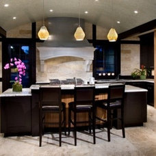 Eclectic Kitchen by Francois & Co