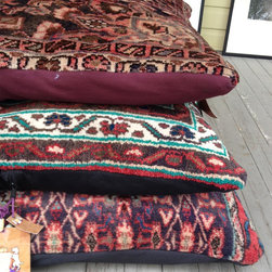 Pictures for submitting to Sundance and Gilt projects - Large Floor Pillows   Great easy to keep clean Dog Beds