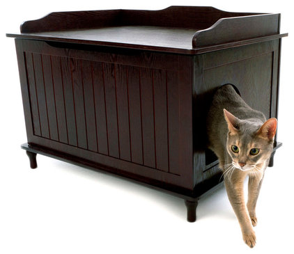 Traditional Litter Boxes And Covers by Designer Pet Products