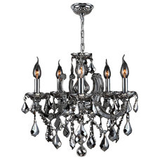 Transitional Chandeliers by Worldwide Lighting Corporation