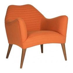 Aidan Gray - AG HOM Sigrid Occasional Chair - Height 30 Width 32 Depth 30