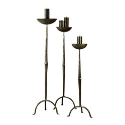 Lorenzo Candle Stand, Medium