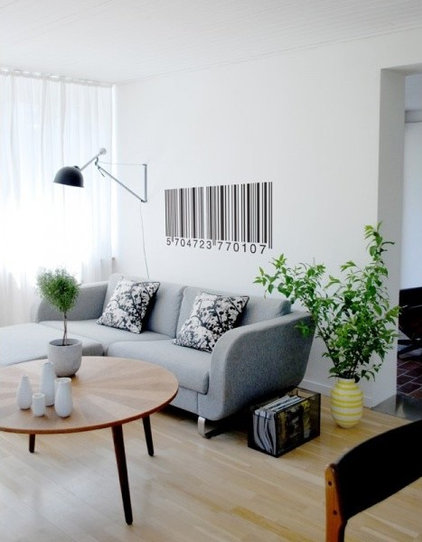 Eclectic Wall Decals by Wallpaperking
