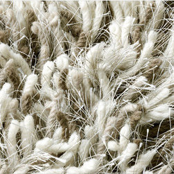"""Linie Design - Betona Beige Rug - All rugs are designed by leading Scandinavian designers and specialist weavers. These rugs are handmade in India by adult weavers, from selected natural raw materials, using authentic traditional craftsmanship. Features: -Technique: Woven.-Material: Blended wool and polyester.-Vacuum cleaning is usually enough to clean the rug..-The rug should occasionally be shaken or beaten with a carpet beater..-When required, the rug should be professionally flat washed..-Construction: Handmade.-Distressed: No.-Construction: Handmade.-Technique: Hand woven.-Primary Color: Beige.-Type of Backing: Cotton Canvas Backing.-Material: Wool and polyester.-Fringe: No.-Reversible: No.-Rug Pad Needed: Yes.-Water Repellent: No.-Mildew Resistant: No.-Stain Resistant: No.-Fade Resistant: No.-Swatch Available: Yes.-Eco-Friendly: Yes.-Outdoor Use: No.-Product Care: Vacuum, flat wash.-Country of Manufacture: India.Specifications: -CRI certified: No.-Goodweave certified: No.Dimensions: -Pile Height: 1"""".-Overall Product Weight (Rug Size: 5'7"""" x 7'9""""): 48 lbs.-Overall Product Weight (Rug Size: 6'6"""" x 9'8""""): 68 lbs."""