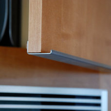 Modern Cabinet And Drawer Handle Pulls by Tidal Pulls