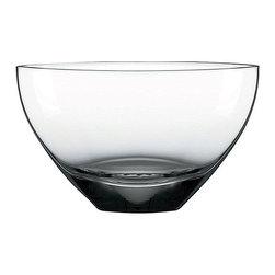 Hospitality Glass - 7.15H x 12.25T Ice Bucket 4 Ct - Ice Bucket