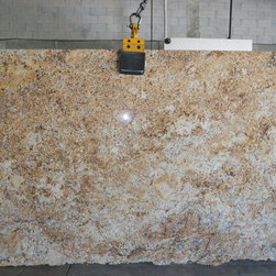 Golden Perza Granite -