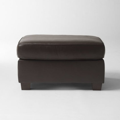 Transitional Footstools And Ottomans by West Elm