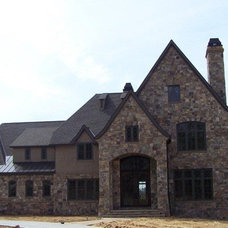 Traditional Windows And Doors by rebach enterprises inc.