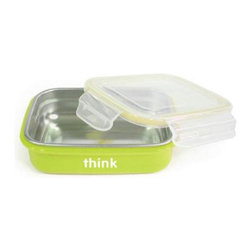 The kbaby - The kbaby Light Green BPA Free Bento Box - The The kbaby Light Green BPA Free Bento Box is a food Container that you can use to pack your baby's snacks or lunch for years to come.
