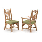 Rustic Side Chair #1154, Arm Chair #1156 by La Lune Collection - Rustic Side Chair #1154 and Rustic Arm Chair #1156 by La Lune Collection