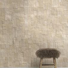 Eclectic Wallpaper by Vertigo Home LLC