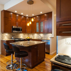Contemporary  by J.Costa Construction