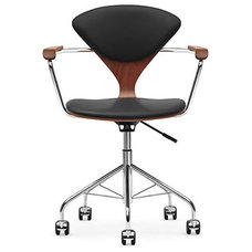 Cherner Task Chair – Upholstered - Design Within Reach
