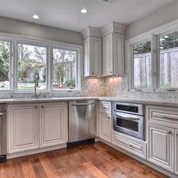 Daydream Kitchen (Terra Industries) - O'Neil Cabinets Daydream Door Style.