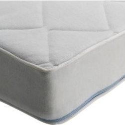 IKEA of Sweden - VYSSA VACKERT Mattress for crib - Mattress for crib, blue
