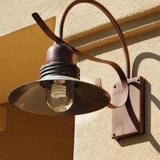 Eclectic Lighting by William MastonArchitect & Associates
