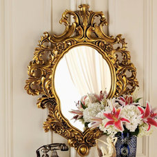 Traditional Mirrors by design TOSCANO