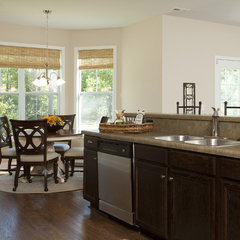 traditional kitchen by Just Perfect! Home Staging + More