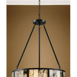 "21236 Coslada, 3 Lt Pendant by uttermost - Get 10% discount on your first order. Coupon code: ""houzz"". Order today."