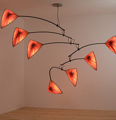 contemporary chandeliers by Aqua Creations